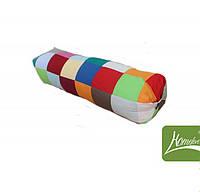 Детская подушка - валик, Лоскуток (2050155)