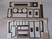Декоративные накладки салона Volkswagen T4 (фольксваген т4) 1998+
