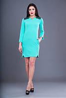 Летнее платье женское цвет, фото 1