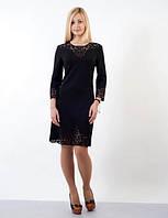 Летнее платье женское перфорация, фото 1