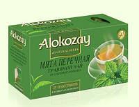 Чай Alokozay (Алокозай) МЯТА ПЕРЕЧНАЯ  25 пакетов