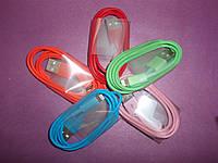 Цветной кабель Lightning to USB для iPhone 5 iPod iPad