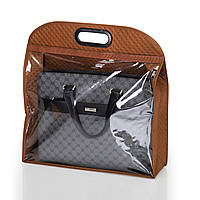 Чехол для сумки 44х12х46 см. коричневый