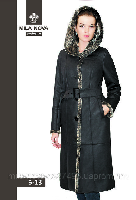 Модная шубы пальто