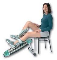 Тренажер для активной разработки коленного, тазобедренного и голеностопного суставов PEDALA