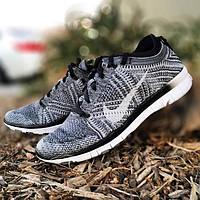 "Nike Free TR Fit Flyknit ""Dark Grey"""