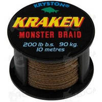 Шок лидер Kryston Kraken 10m 200lb