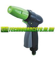 Пистолет-брандспойт Presto (Престо) пластик 4 режима + вкл./выкл. воды