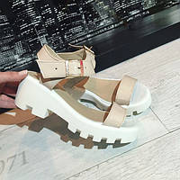Босоножки женские Paloma на тракторной подошве, летняя обувь