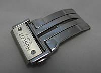 Застежка к часам Hublot LUX стальная