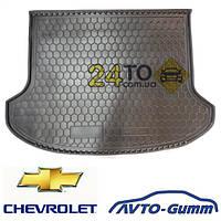 Коврик в багажник для CHEVROLET Cruze (седан) (Avto-Gumm), Шевроле Каптива