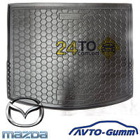 Коврик в багажник для MAZDA CX-5 (Avto-Gumm), Мазда СХ-5