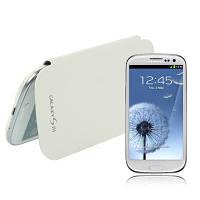 Чехол Flip Cover для Samsung Galaxy S3 SIII белый