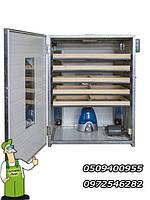 """Инкубатор на 1200 яиц с регулируемой влажностью, промышленный автоматический инкубатор """"Господар- 1200"""""""