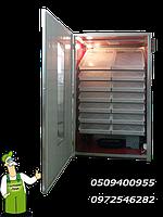 Инкубатор-автомат на 2000 яиц с регулируемой влажностью, промышленный автоматический инкубатор Господар - 2000