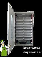 Инкубатор-автомат на 3000 яиц с регулируемой влажностью, промышленный автоматический инкубатор Господар - 3000