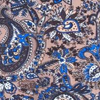Голубой цвет Платья женского летнего легкого Долорес-1
