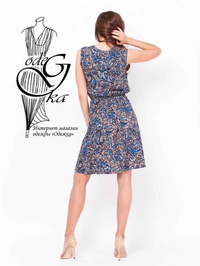Фото-2 Платья женского летнего легкого Долорес-1