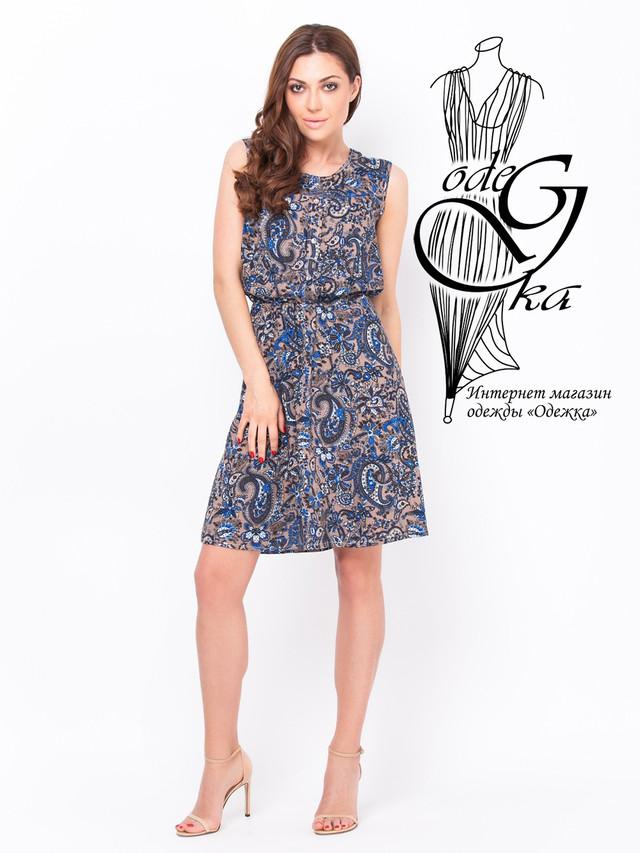 Фото-3 Платья женского летнего легкого Долорес-1