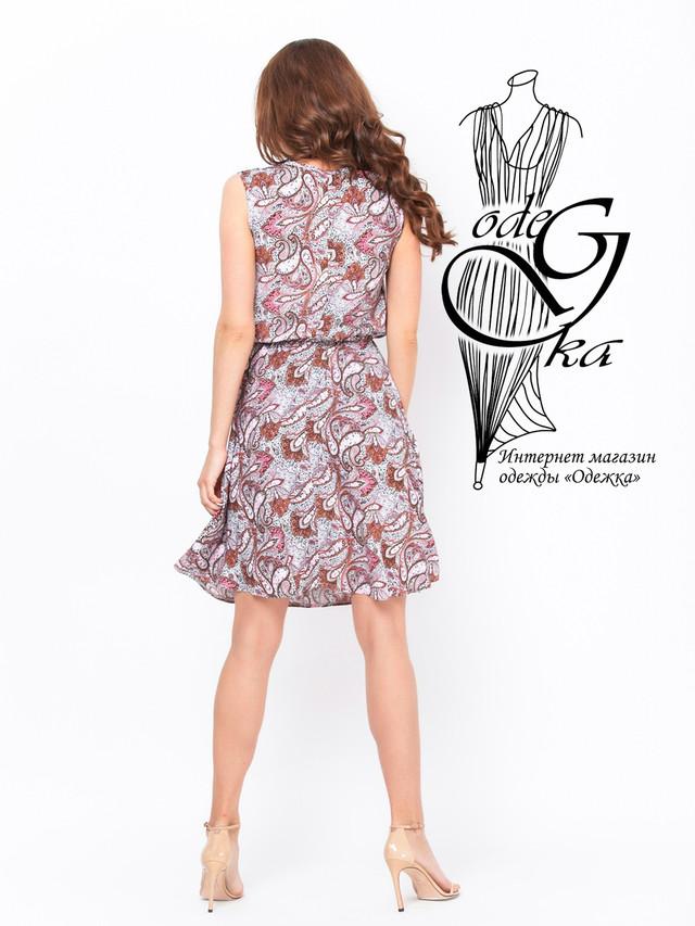 Фото-2 Платья женского летнего легкого Долорес