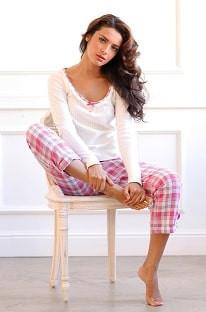 история развития пижамы или сорочки