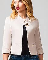 Укороченный пиджак | Версаль leo