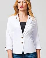 Пиджак с рукавом три четверти   Сеул leo