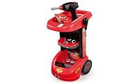 Мастерская игрушечная Тележка с инструментами Тачки 2 Cars Smoby 500188