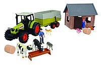 Машинка Трактор и ферма Farm Dickie 3608000