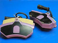 """Колодки тормозные, передние """"Bremsweg"""" ceramic(city) Chery Elara  A21 (Чери Элара), A21-6GN3501080BABR"""