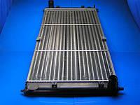 Радиатор охлаждения, 1.3, без пробки Lifan 520 (Лифан 520), LBA1301000