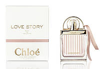 Chloe love story woman