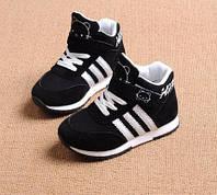 """Стильные детские кроссовки для девочек """"Китти"""", р-р 31 (19,5 см)"""