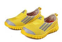 """Стильные детские кроссовки для девочек """"Адидас"""", р-р 20, 20,5 см"""