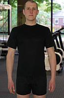 Мужская футболка (Черный)