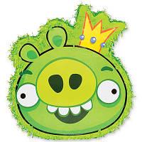 Пиньята Angry Birds Король Свиней