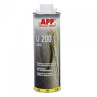 Средство для защиты кузова (Антигравий) APP U200 UBS белый 1л