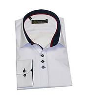 Рубашка мужская Christiano Baressi приталенный крой