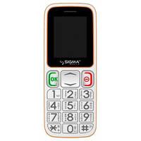 Мобильный телефон (Бабушкофон) Sigma Comfort 50 mini3