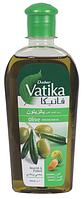 Масло для волос с оливой Dabur VATIKA 200мл