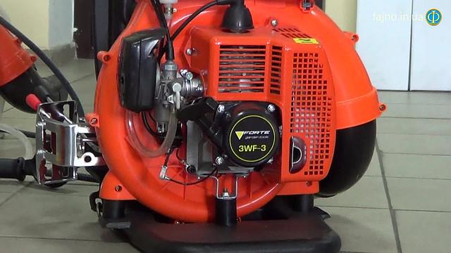 Бензиновый опрыскиватель Forte 3WF-3 фото 2