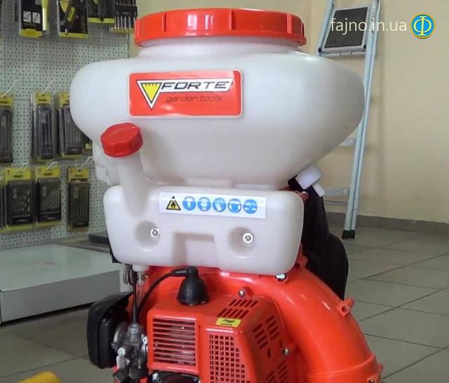 Бензиновый опрыскиватель Forte 3WF-3 фото 5