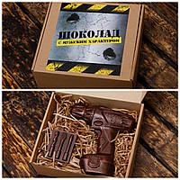 """Шоколадный набор """"Шуруповерт. Шоколад с мужским характером"""""""