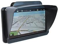 """Солнцезащитный козырек для GPS навигаторов 7"""""""