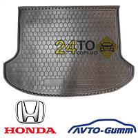 Коврик в багажник для HONDA Acсord (2008-...) (седан), (Avto-Gumm), Хонда Аккорд