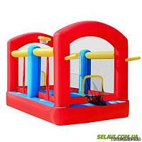MS Надувной батут - игровой центр (уличный, коммерческий) MS 0566