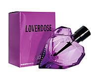 Diesel loverdose woman(товар при заказе от 1000грн)