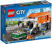 Детский конструктор Lego City Мусоровоз