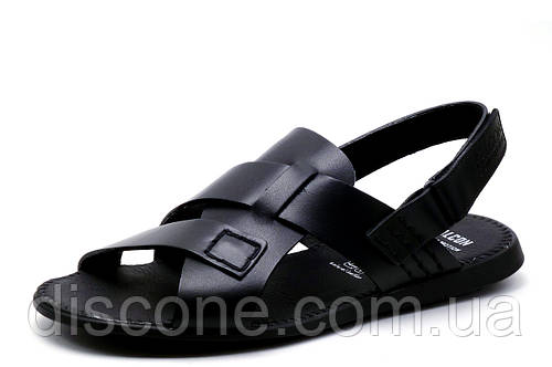 Сандалии Falcon мужские, черные, р. 40 41 43 45