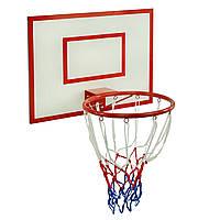 Щит баскетбольный  (кольцо d-32см, с сеткой)
